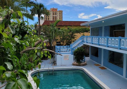 Hotel Motel Lauderdale Inn Pool