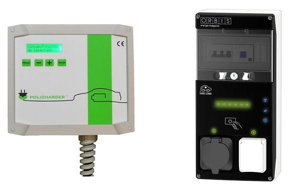 Equipos específicos para recarga de vehículos eléctricos Wall Box.
