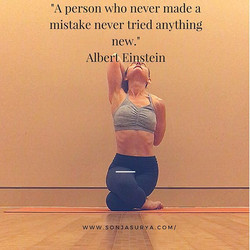 _A person who never made a mistake never