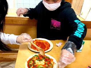 【手作りピザ窯を使ってオリジナルピザを作って食べよう🍕😋】