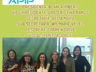 Junta de APIP 2017