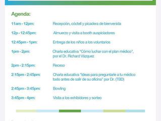 Invitación a la Actividad con motivo de la Semana Mundial de las inmunodeficiencias Primarias