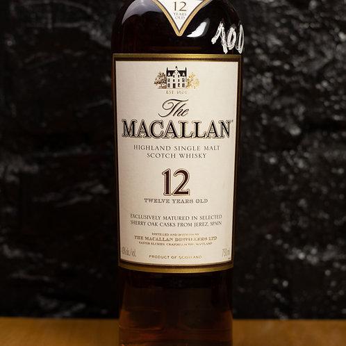 Macallan 12yrs
