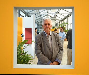 11_Armand Scholtès lors de l'exposition