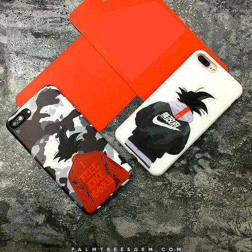 Dope Goku iPhone Cases