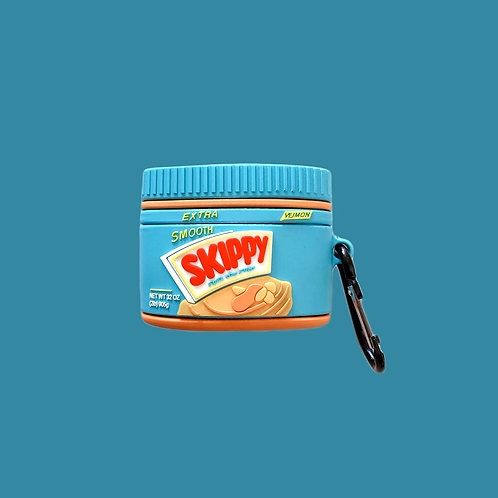Skippy Peanut Butter AirPods Case