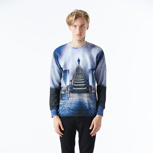 The Walk Up Sweatshirt