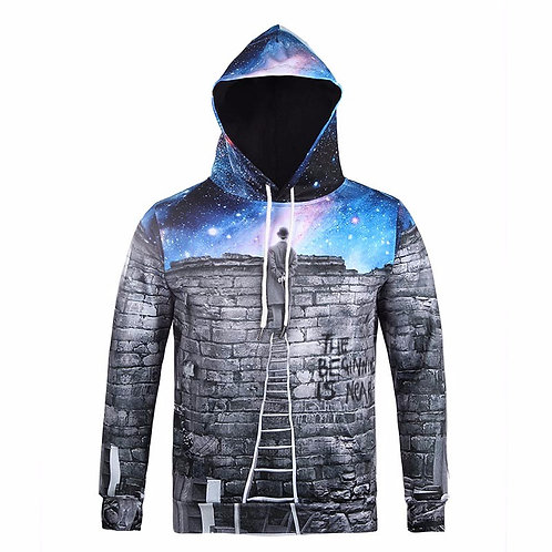 Other Side Galaxy Hoodie