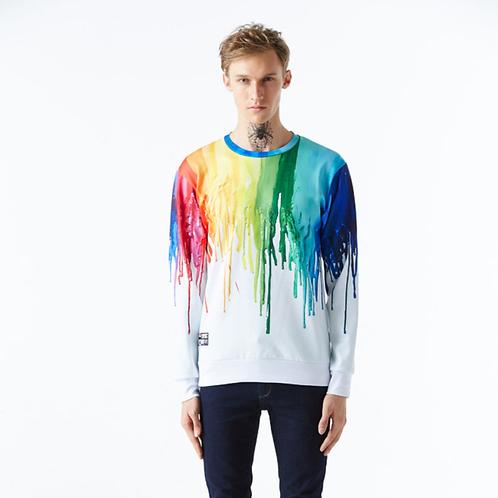 Paint Drip Sweatshirt