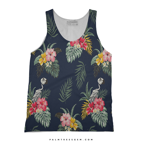 Tropical Vibes Tank Top