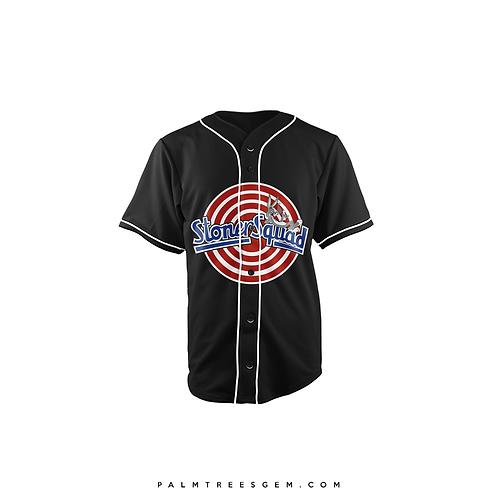 Stoner Squad Baseball Jersey