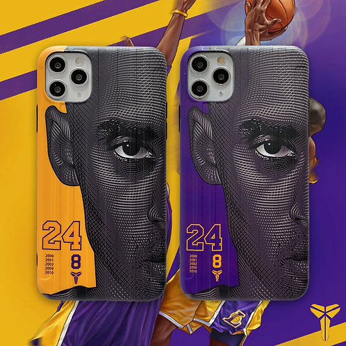 Kobe Bryant iPhone Cases