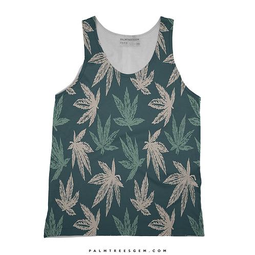 Cannabis Tank Top