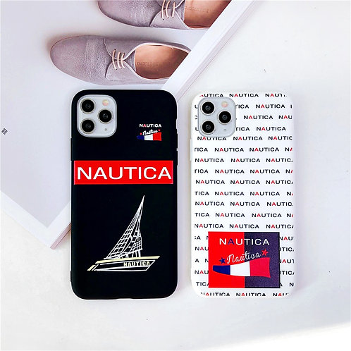 Nautica Boat iPhone Case