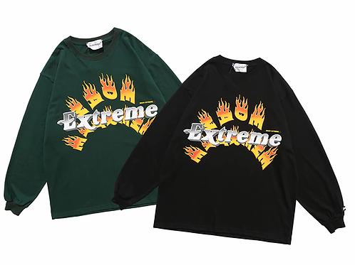 Extreme x FLAME Art Long Sleeve