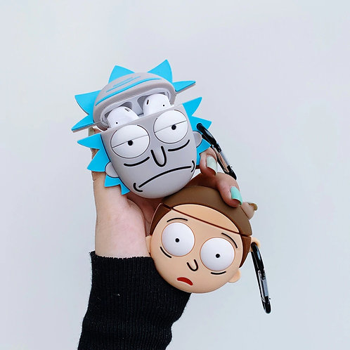 Rick & Morty AirPods Case