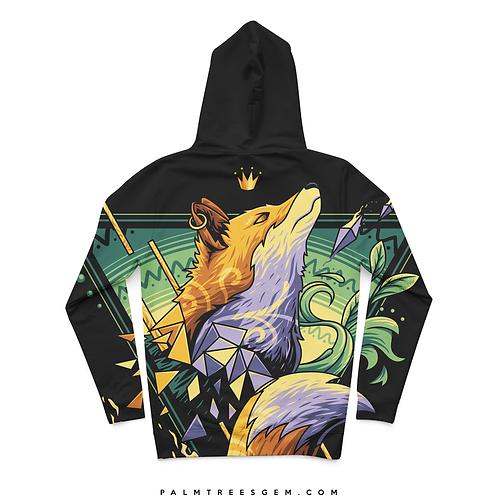 Wolf Art Hoodie