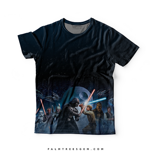 Star Wars 3D T-Shirt