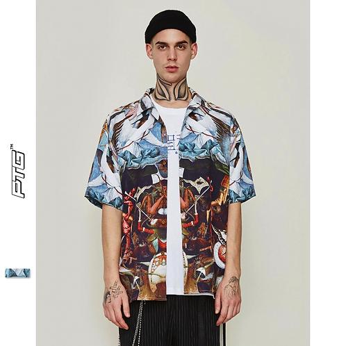 Wildlife Earth Shirt