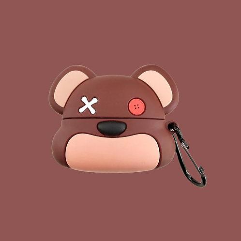 Annies Bear AirPods Case