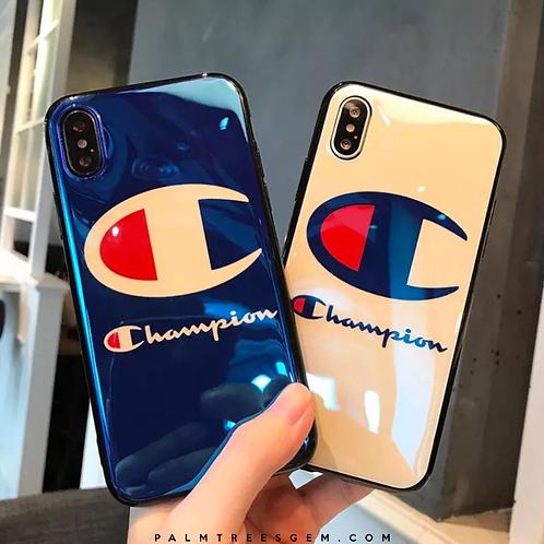 Shiny Champion iPhone Cases