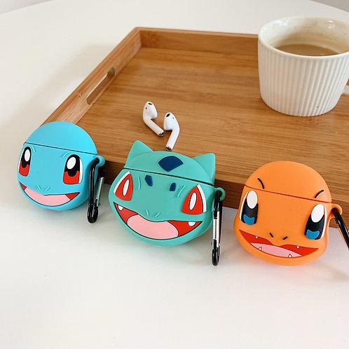 Pokemon Mini Face AirPods Case