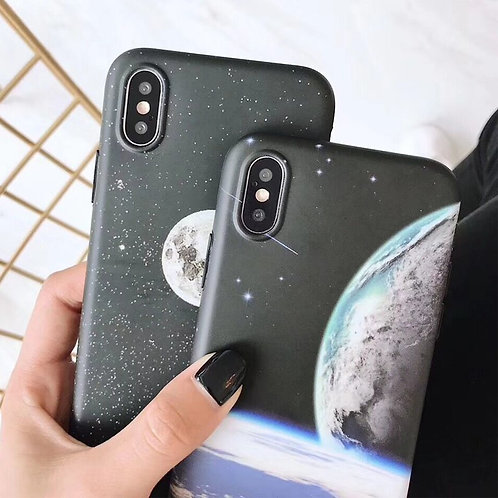 Space Planets iPhone Cases