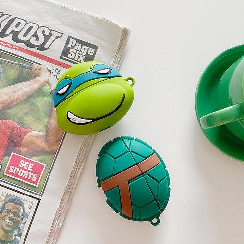 Ninja Turtle AirPods Case