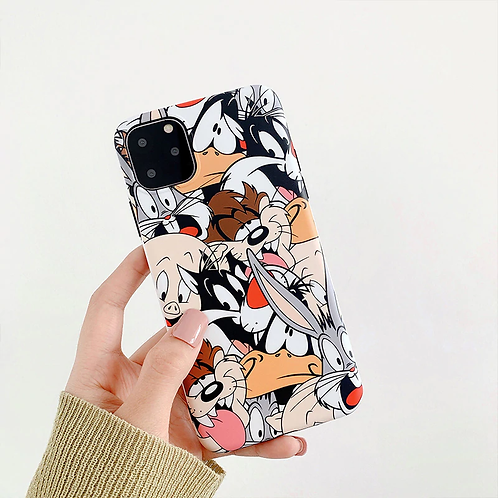 CN Characters iPhone Case