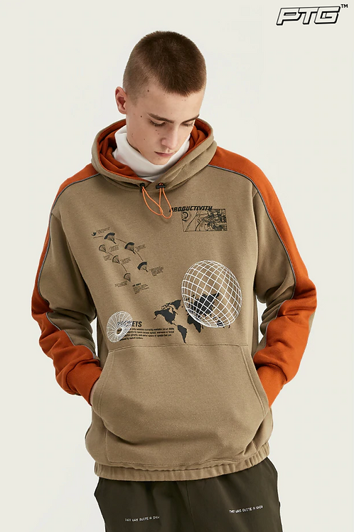 Productivity Reflective Hoodie