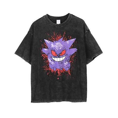 Gengar Pokemon Vintage T-Shirt