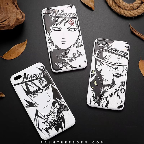 Naruto Series iPhone Cases