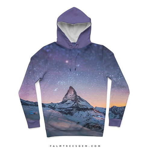 Galaxy Mountain Hoodie