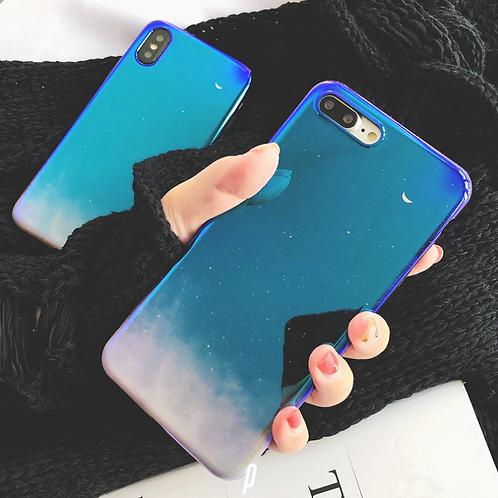 Glossy Stars iPhone Case