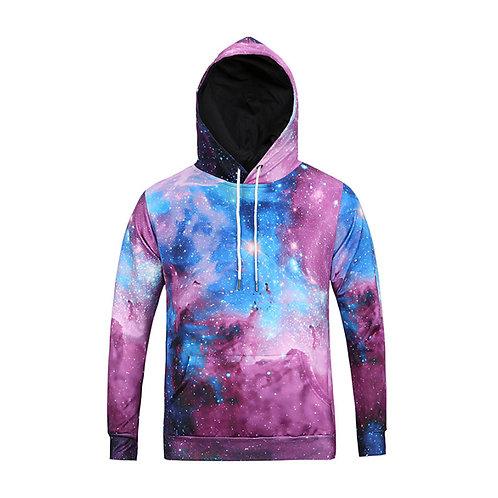 Milky Way Galaxy Hoodie