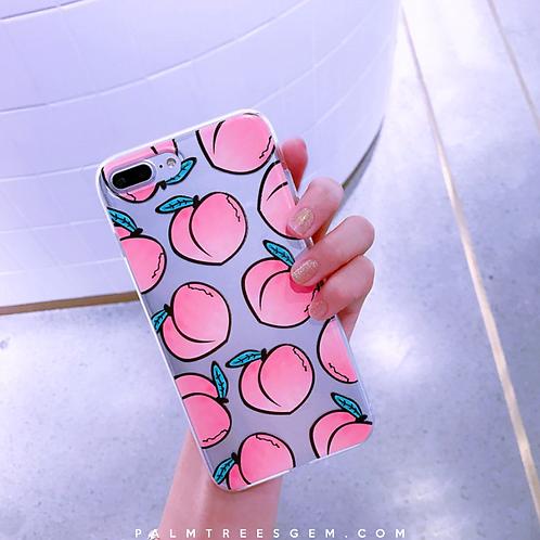Peachy iPhone Cases