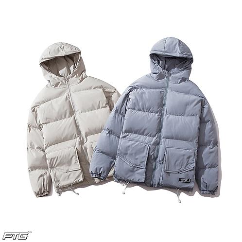 Light Modern Bubble Jacket