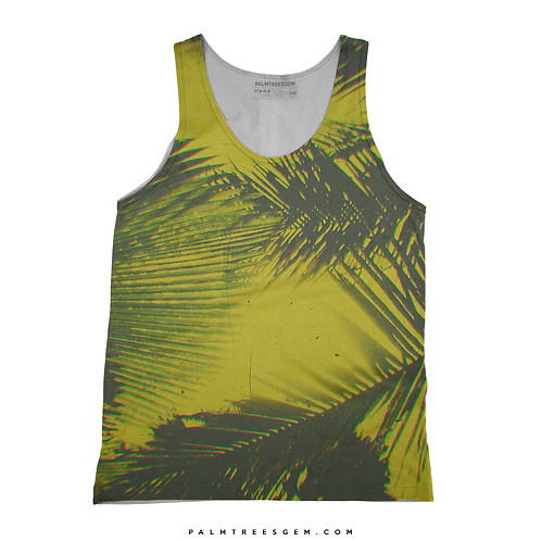 Palm Graphic Tank Top