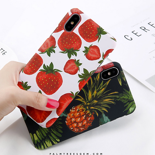 Fruits & Nature iPhone Cases
