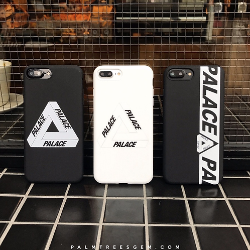 Palace Logo iPhone Cases