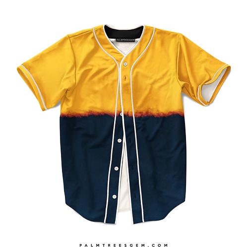 Two Tone Heat Baseball Jersey