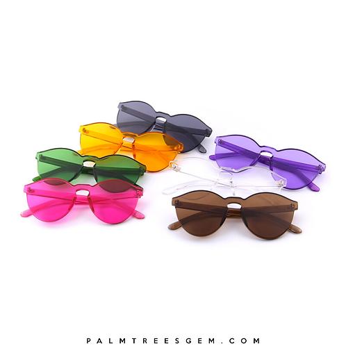 Clear Cut Sunglasses