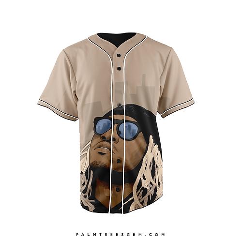 Future Hendrix Baseball Jersey