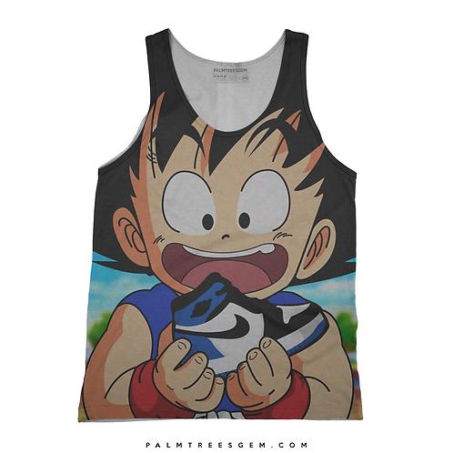 Kid Goku Tank Top