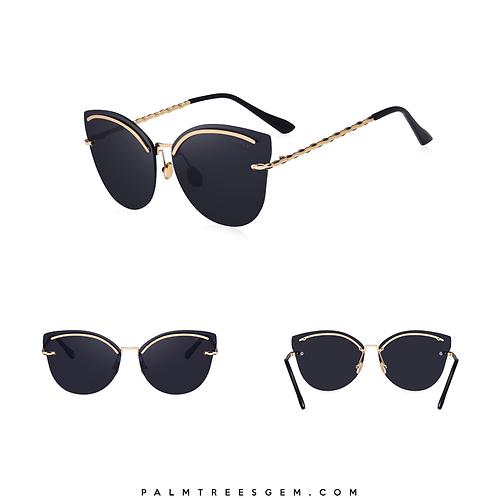 Elegant Ripple Sunglasses