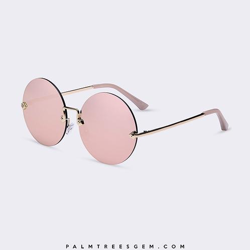 Simple Circle Sunglasses