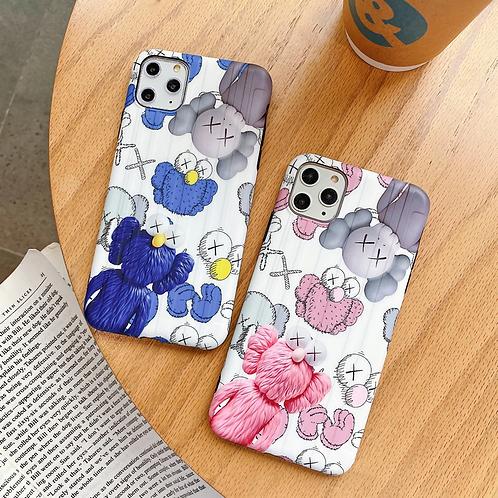 KAWS Sesame iPhone Case