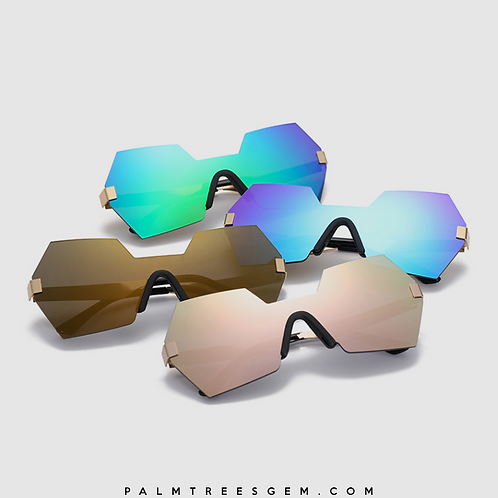 Exotic Shaped Sunglasses