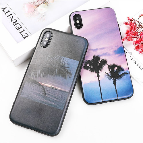 Palm Views iPhone Cases