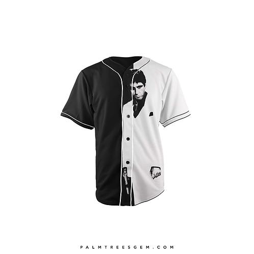 Scarface Baseball Jersey